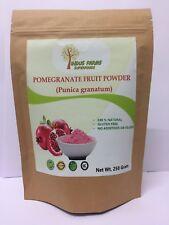 100% Natural Pomegranate Fruit Powder Pomegranate powder (Pnica granatum) 250 gm