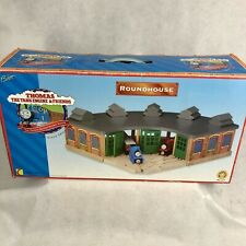 Vintage 1996 Thomas The Tank Engine Roundhouse BA Learning Curve In Box