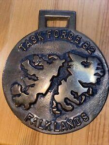 Medal Task Force Falklands 1982 Brass Military Memorabilia