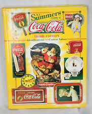 BJ Summers Guide to Coca Cola 3rd Edition Identification Price Guide 2001