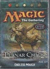 MTG Planar Chaos Theme Deck  Endless March  NIB Magic the Gathering