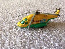 Matchbox Mission Chopper - Aztec Tours