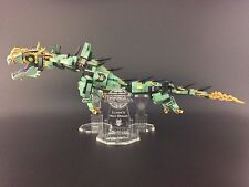 Display stand for LEGO Ninjago Movie: Lloyd's Dragon Mech (70612)