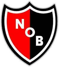 "Newell's Old Boys FC Argentina Football Soccer Car Bumper Sticker Decal 4""X5"""