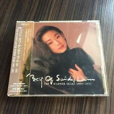 林憶蓮林忆莲 sandy Lam Best Of Sandy Lam The warner Years 1989-1992W/obi japan press