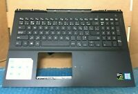 GENUINE DELL INSPIRON 15 7567 7566 PALMREST FRENCH CANADIAN KEYBOARD MDC8K GrcC