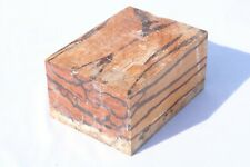 Marblewood Bowl Knife Call Cue Exotic Wood Turning Blank Lumber 2.8 x 4 x 5.6¨