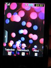 Samsung GT S 3650 simfrei dati + terne SUPER O.K Gebr. art.242 X