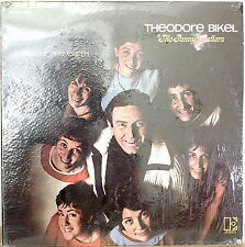 THEODORE BIKEL & THE PENNYWHISTLERS: Songs of the Earth-SEALED1968LP