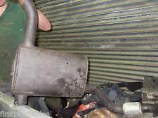 JCB exhaust 2 C 3666
