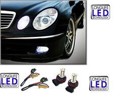 2 AMPOULE H11 A LED CANBUS ANTIBROUILLARD MERCEDES CLASSE E W210 ET W211