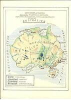 Schöne Sammlung Australien 1913-1967 gestempelt - umfangreich