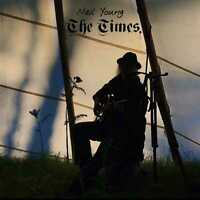 Neil Young - The Times (NEW VINYL) PREORDER 19/02/21