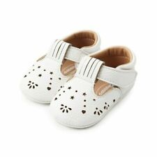 Baby Girls First Step Shoes Baby Moccasins Soft Bottom Non-slip Toddler First