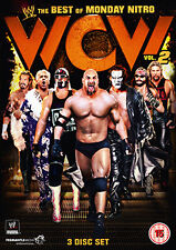 DVD:THE BEST OF WCW MONDAY NIGHT NITRO VOLUME 2 - NEW Region 2 UK