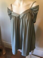 SZ 8 STELLA MCCARTNEY SILK TOP  *BUY FIVE OR MORE ITEMS GET FREE POST