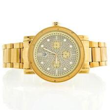 Super Techno Mens Diamond Watch (0.10 ct.tw.) - M6300