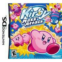 Kirby Mass Attack Nintendo DS Game