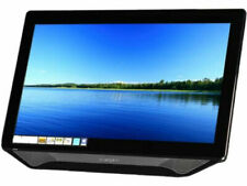 """HANNSPREE HT231 Black 23"""" Touchscreen Monitor Multi-Touch (10 points) 250 cd/m2"""