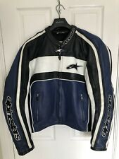 Alpinestars Leather Motorcycle Jacket 54