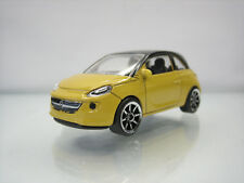 Diecast Majorette Opel Adam No. 202A Yellow Very Good Condition