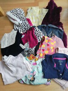 Huge Bundle Of Baby Girls Toddler Clothes 18-24 Months