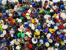 Lego® Kopfbedeckung 25 Stück für Figuren Minifiguren 25 Kopfbedeckungen Helm