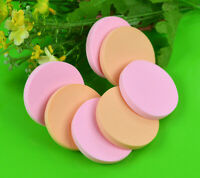 100Pcs Makeup Puff Foundation Sponge Blender  Flawless Powder Cosmetic Tools