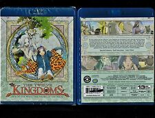 Twelve Kingdoms: Sea of the Wind, Shore of the Maze (Brand New 4-Disc Blu-ray)