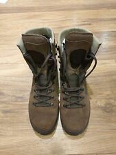 Meindl Boots Desert Combat High Liability 11m brown suede