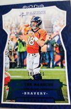 2016 Panini Bravery 🔥#/199🔥 PEYTON MANNING #176 Denver Broncos Tennessee