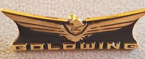 Honda Gold Wing GoldWing eagle wide wing Adler Anstecknadel pin pins