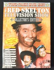 The RED SKELTON TELEVISION SHOW COLLECTOR'S EDITION (DVD, 2-DVDS) LN
