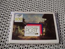 Jubilüums-Postkarten der Post - 10 Stück - 500 Jahre Post 1490 - 1990 -