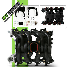 Intake Manifold w/ Thermostat & Gaskets For Ford Lincoln Mercury 4.6L V8 615-175