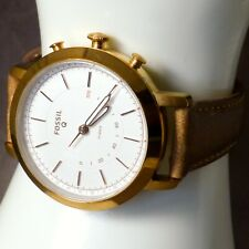 FTW5007 Fossil Neely Women's watch Rose Gold 36 mm Adjustable Hybrid