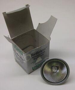 Ushio 1001653 Reflekto™ Halogen MR16 Lamp, 12V, 50W, EXZ/S