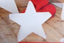 Impressionen 8 seasons DESIGN Stern Leuchte Shining Star ca. 80cm weiß