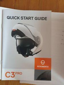 Schuberth C3 Pro Klapphelm
