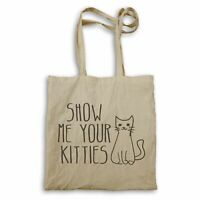Show me your kitties Tote bag hh403r