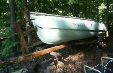 Lf - 1960 Pipestone 16' Fishing Boat & Trailer - Minnesota