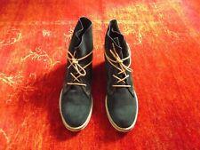 Schuhe von Sommerkind Größe 41, Fb: blau, zum schnüren Gummsisohle