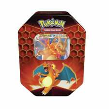 Pokemon Hidden Fates Charizard GX Collectors Tin |Inc Booster Packs & Promo Card