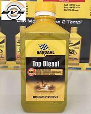 BARDHAL TOP DIESEL Additivo Pulisci Iniettori Gasolio Bio Diesel Control 1 Litro