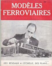 revue modéles ferroviaires fascicule 4  (1950)