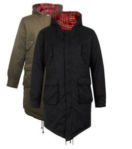 Giacca Merc Tobias con cappuccio with hood Parka Men uomo 4 Pockets jacket 11072