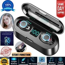 New listing Bluetooth 5.0 Tws Wireless Earbuds Ipx7 Earphones Headphones for iPhone Samsung
