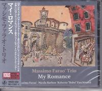"""""""Massimo Farao' Trio - My Romance"""" Japan Venus Records Audiophile Jazz CD New"""