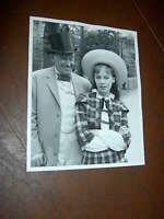 Maurice Chevalier Leslie Caron original studio photo 1957