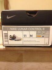 Nike Rory McIlroy LTD ED N7 Lunar Control II Golf Shoes 11M 552073-003
